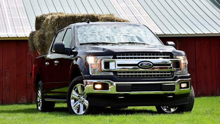2018 Ford F-150 4x4 XLT Drivers' Notes Review   America's Heartthrob