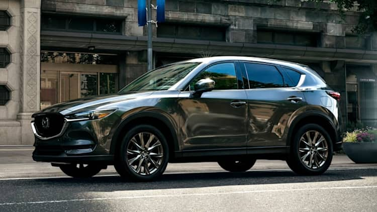 2019 Mazda CX-5 debuts with turbocharged engine and near-$40K price tag