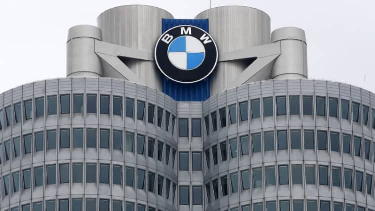 BMW sold 2.49 million BMW, Mini and Rolls-Royce vehicles in 2018