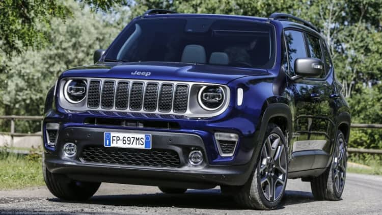 2019 Jeep Renegade revealed with a more mature, aggressive look