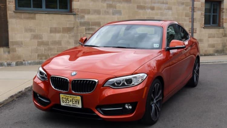 2018 BMW 230i xDrive | Drivers Notes