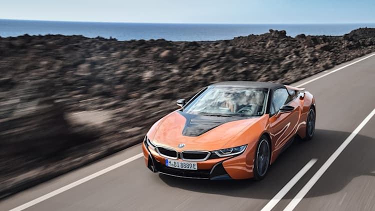 2019 BMW i8 Roadster Drivers' Notes Review | The world of tomorrow