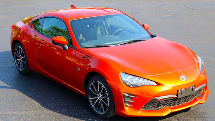 2017 Toyota 86 Drivers' Notes   Fun, even with an automatic