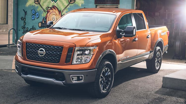 2019 Nissan Titan pickup gets Apple CarPlay and Android Auto, costs more