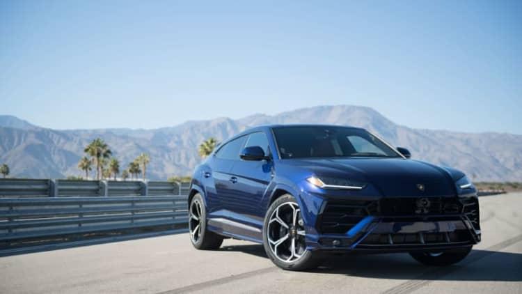 2019 Lamborghini Urus Track Drive Review | The banshee from Sant'Agata