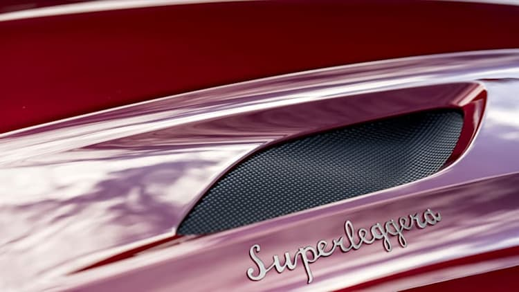 Aston Martin DBS, Superleggera names resurrected for a new 'Super GT'