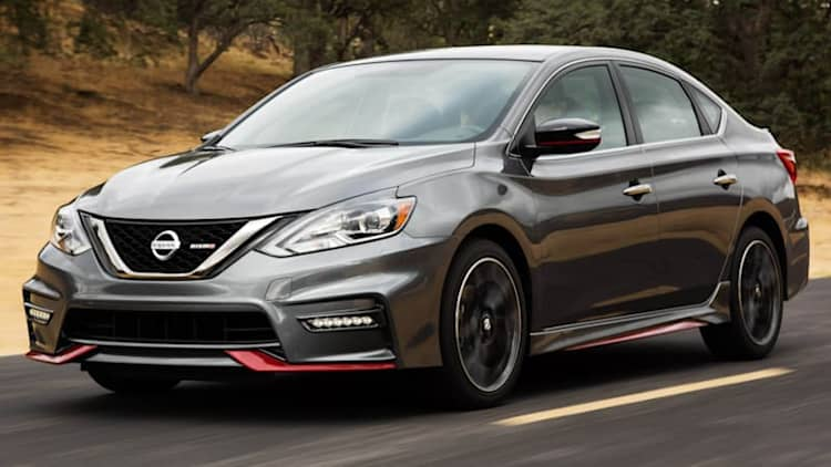 Overpriced and underwhelming | 2017 Nissan Sentra NISMO