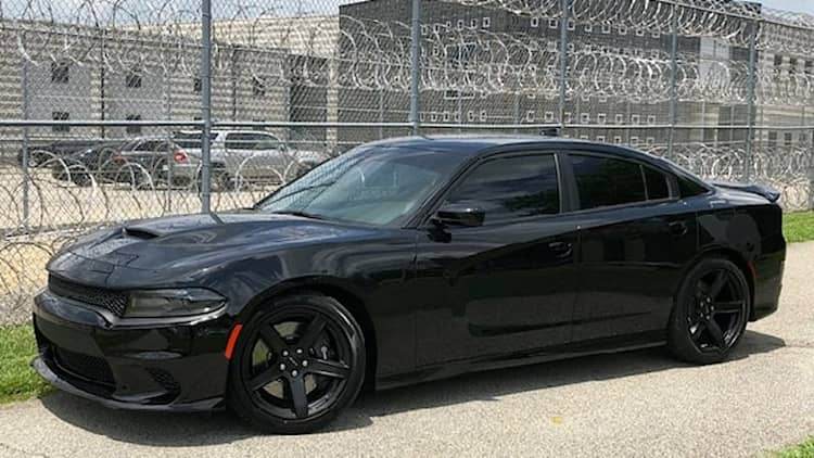 Georgia sheriff buys Dodge Charger Hellcat, and the feds want a refund