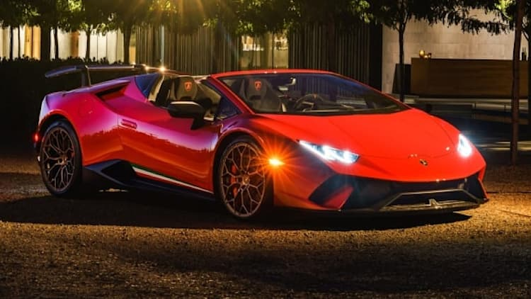 Reasons why the Huracan Performante Spyder is a great Lamborghini