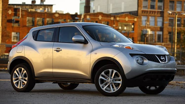 166,000 North American Nissans recalled for ignition switch issue
