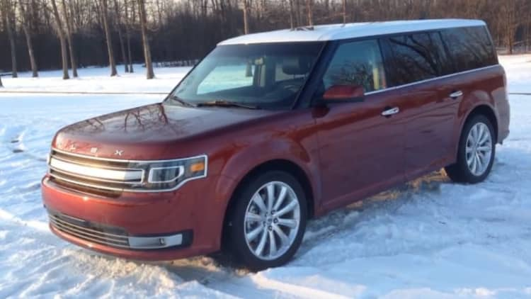 Daily Driver: 2015 Ford Flex
