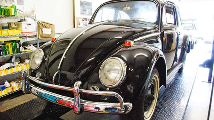 $1 million buys this 1964 Volkswagen Beetle