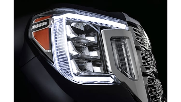2020 GMC Sierra Heavy Duty teased, and you better believe there's a huge grille