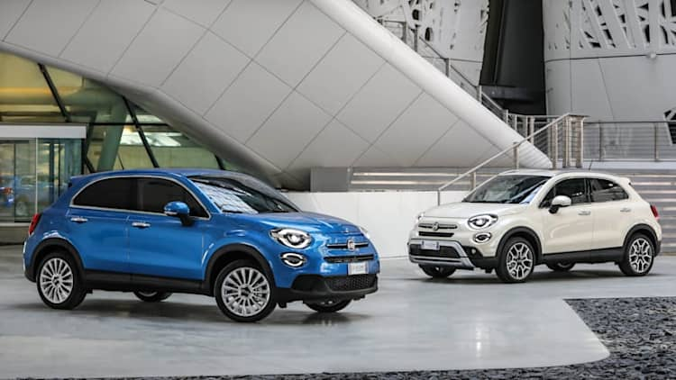 2019 Fiat 500X refresh revealed for Europe