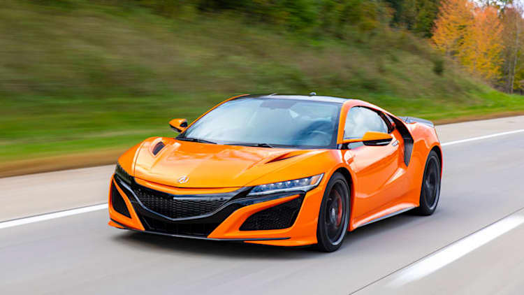 2019 Acura NSX Track Test Review | Exotic tech, exhilarating performance