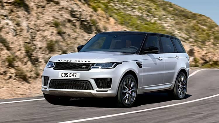 Range Rover Sport HST puts a 394-hp straight-six in the lineup