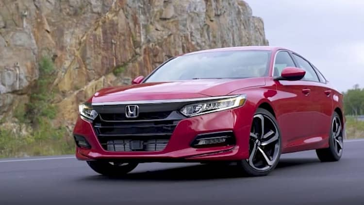 2018 Honda Accord Video Review | 'Handsome, well-rounded and still really fun to drive'