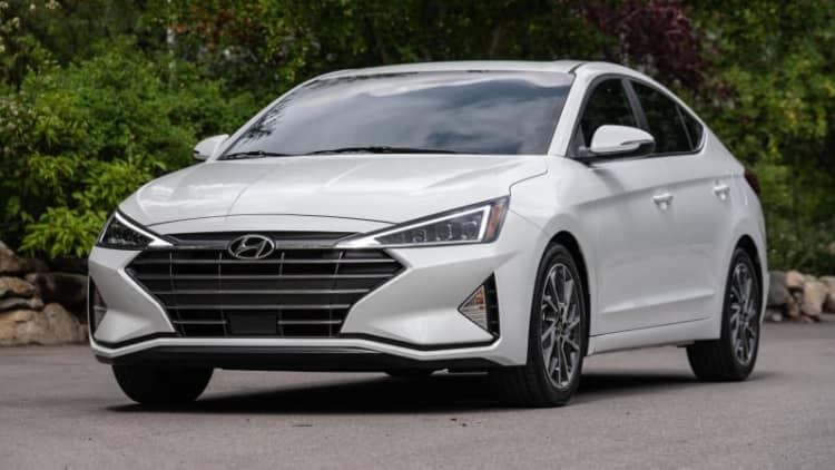 2019 Hyundai Elantra major facelift brings minor price increase