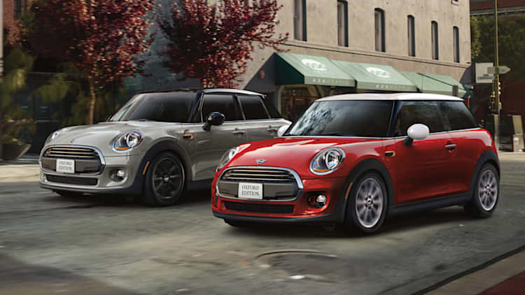 2019 Mini Oxford Edition is the cheapest way to get a Mini, but only for college students, grads