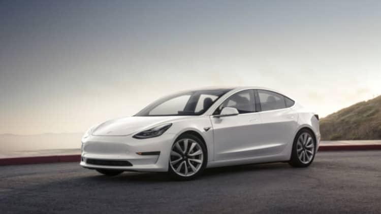 Tesla was under SEC investigation for a year over Model 3 sales