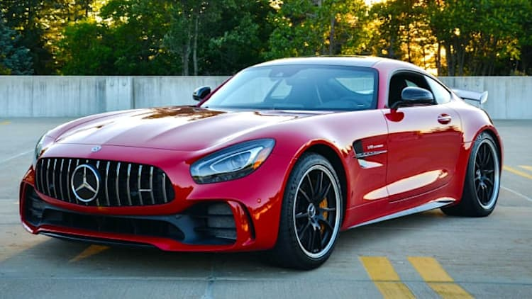 2018 Mercedes-AMG GT R Drivers' Notes Review | A red-hot hammer