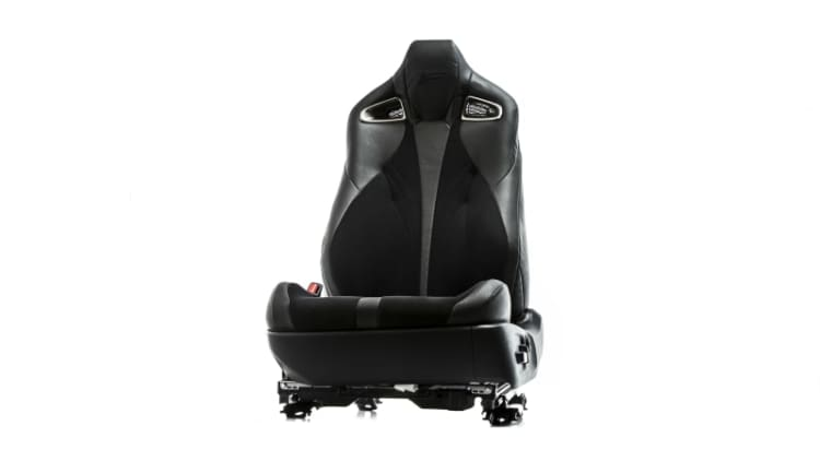 Lexus' new V-LCRO advances seat tech by going back in time