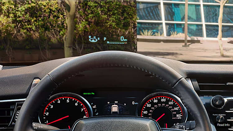 More head-up displays are coming to a dashboard near you