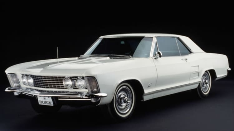 Greatest Buick cars of all time
