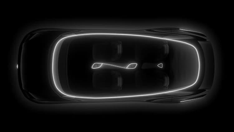 Volkswagen teases the ID Vizzion autonomous car again