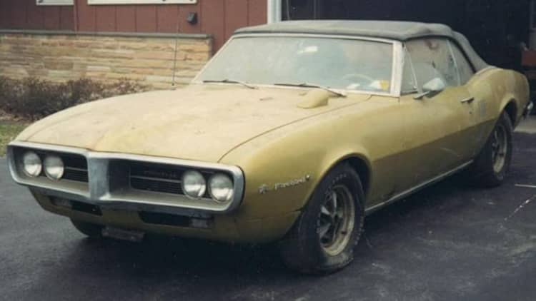 This classic Firebird restomod swallowed a Prius