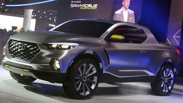 Hyundai pickup truck coming ASAP, says design chief