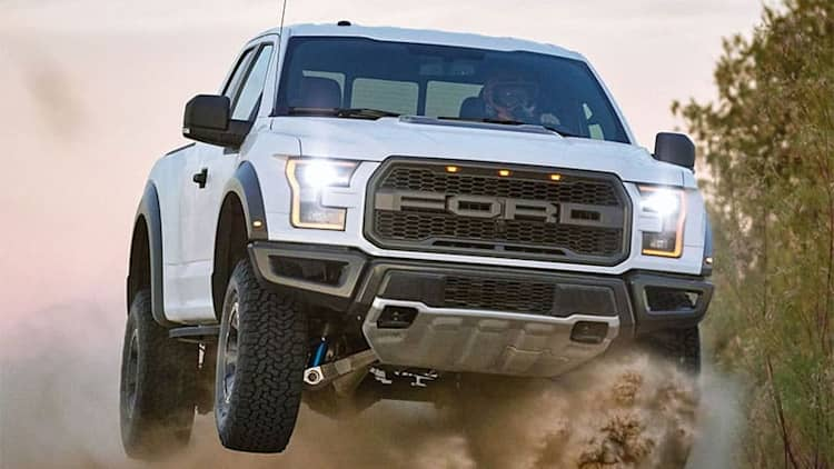 Ford raises F-150 SVT Raptor price for second time on 2018 models