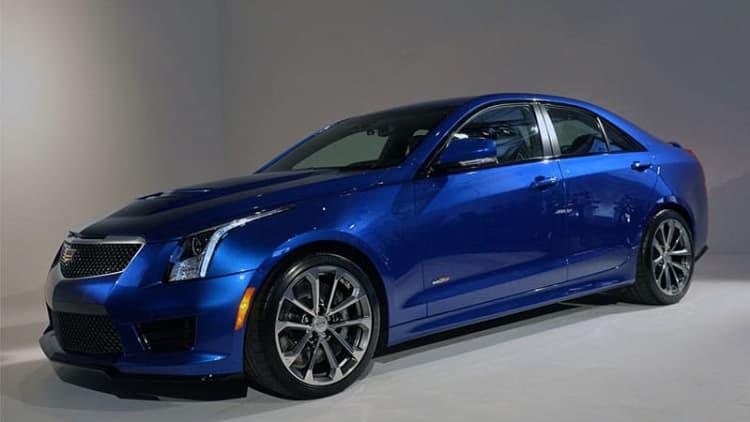 Cadillac ATS sedan is in its last year