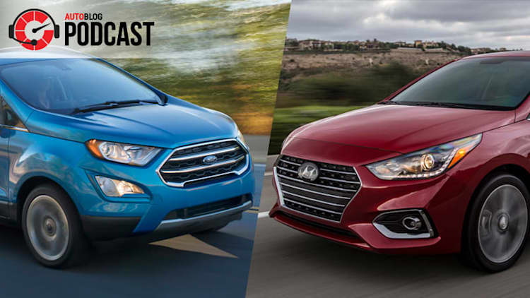 Honda Ridgeline, Ford Ecosport and Tesla profits | Autoblog Podcast #537