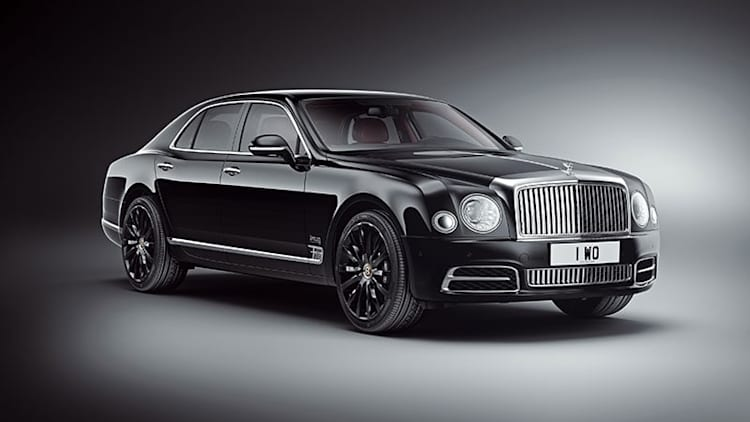 Bentley celebrates its founder with the Mulsanne W.O. Edition by Mulliner