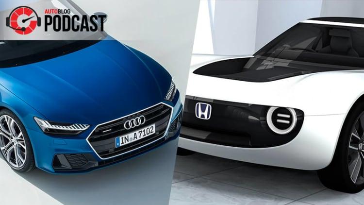 Audi A7, Tokyo Motor Show, SEMA preview   Autoblog Video Podcast #531
