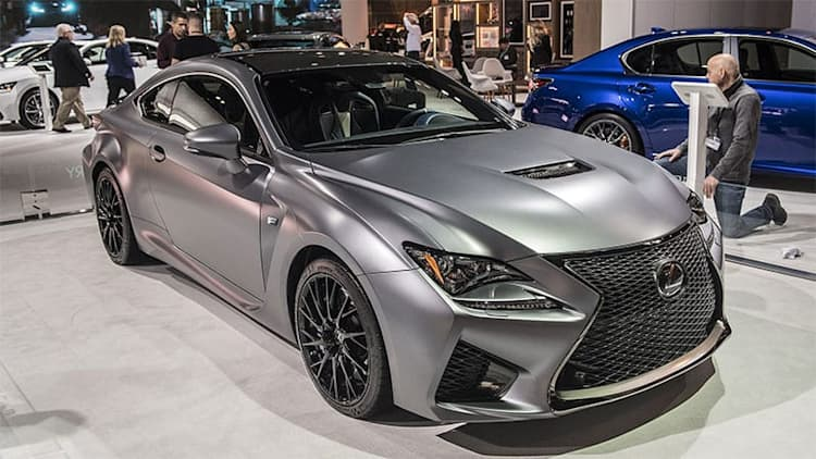 Lexus considers additional powertrains for the F Performance brand