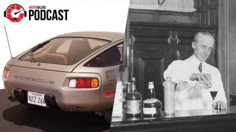 Car cocktails and Risky Business Porsches with Brett Berk | Autoblog Podcast #502