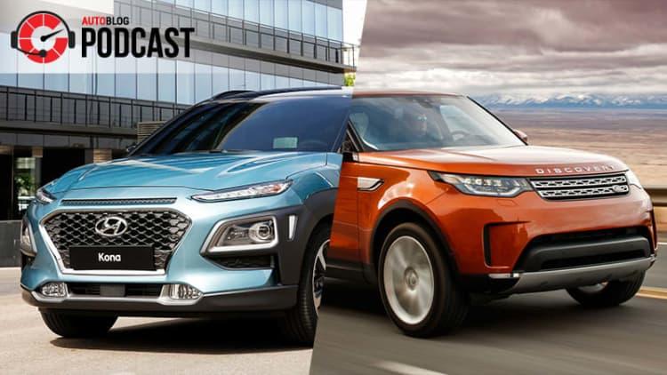 Sampling the Hyundai Kona   Autoblog Podcast #519