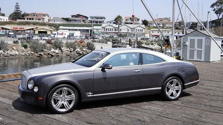 Ares Design Coupe for the Bentley Mulsanne is the grand tourer we dream about