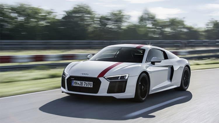 Audi R8 RWS a compelling bargain at $139,950