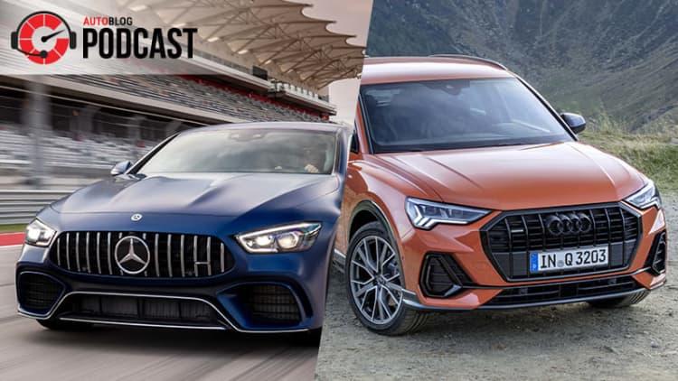 Fast sedans and loose Tweets | Autoblog Podcast #555