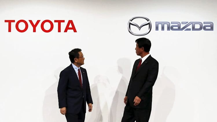 Illinois' pro-union stance kills bid for Toyota-Mazda plant, report says