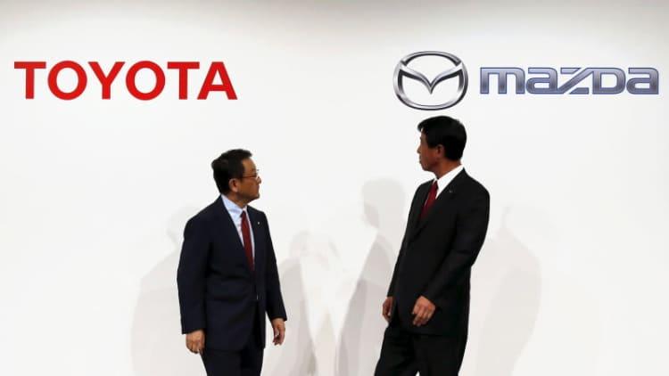 Illinois' pro-union stance kills bid for Toyota-Mazda plant, report says