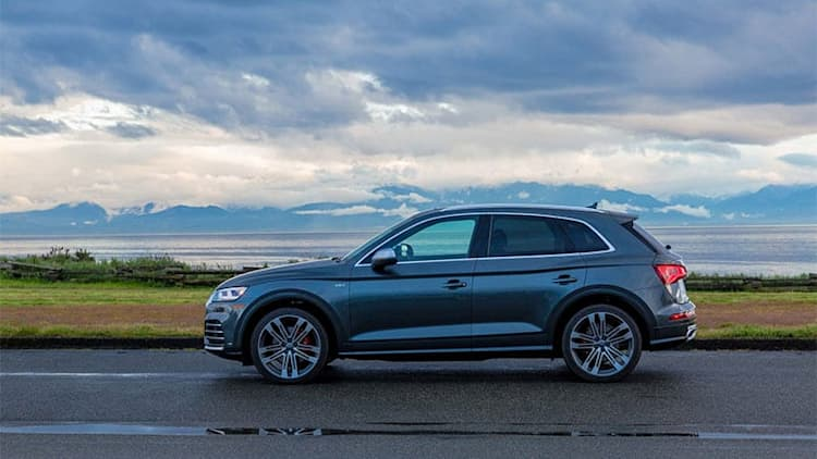 Audi Q5 E-Tron plug-in hybrid expected later this year