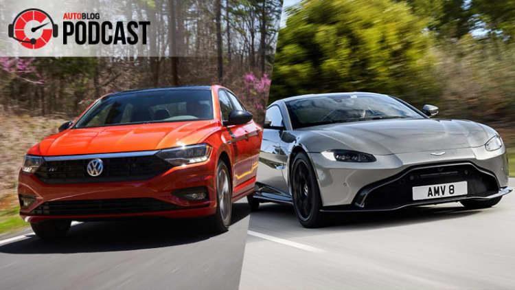 Paris Motor Show and a Subaru luxury brand? | Autoblog Podcast #556