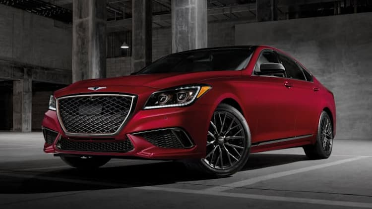 Genesis cars win accolades, offer value — so why are sales so bad?