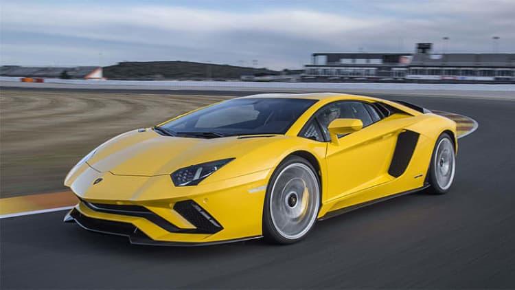 Lamborghini confirms next-gen Aventador and Huracan to be PHEVs