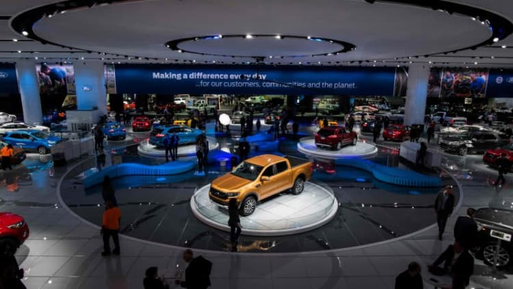 Detroit Auto Show reportedly moving to June in 2020