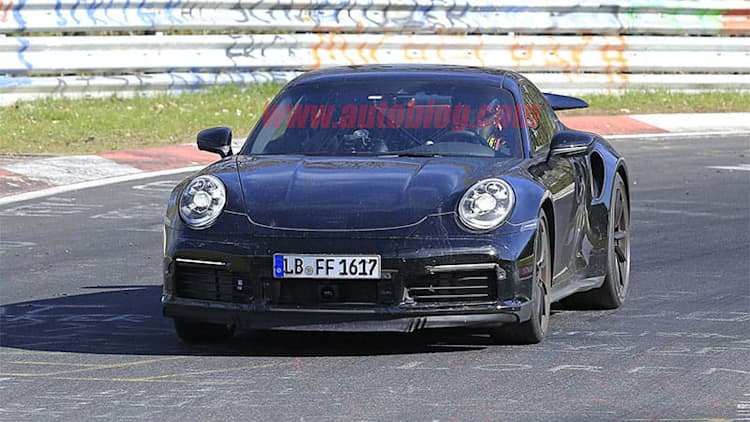 Next-gen Porsche 911 Carrera to start with 390 horsepower